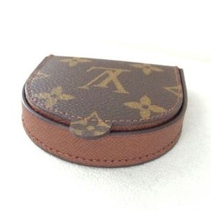 Louis Vuitton LV Monogram Coin Purse Brand New
